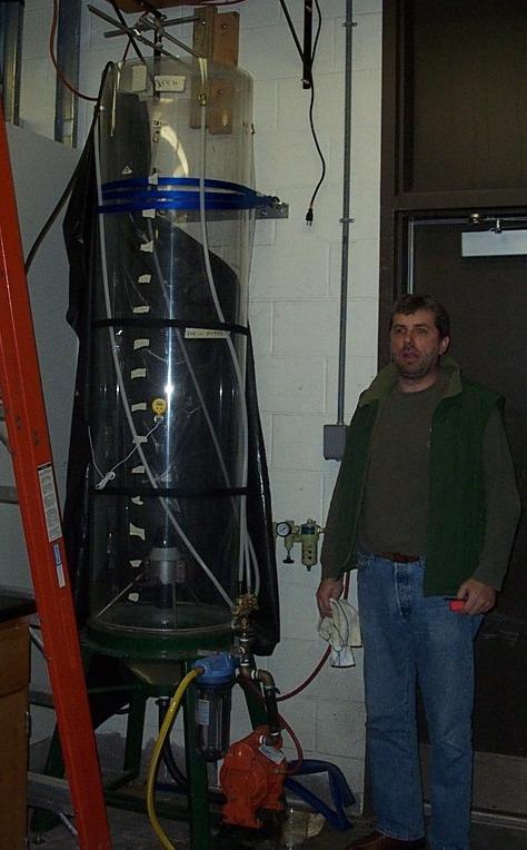 ABS Calibration Chamber